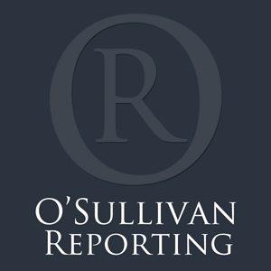 O'Sullivan Reporting | Chicago Court Reporter Logo